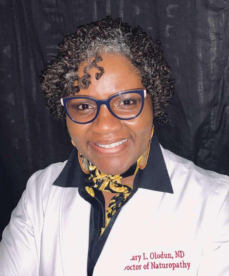 Dr. Mary Olodon