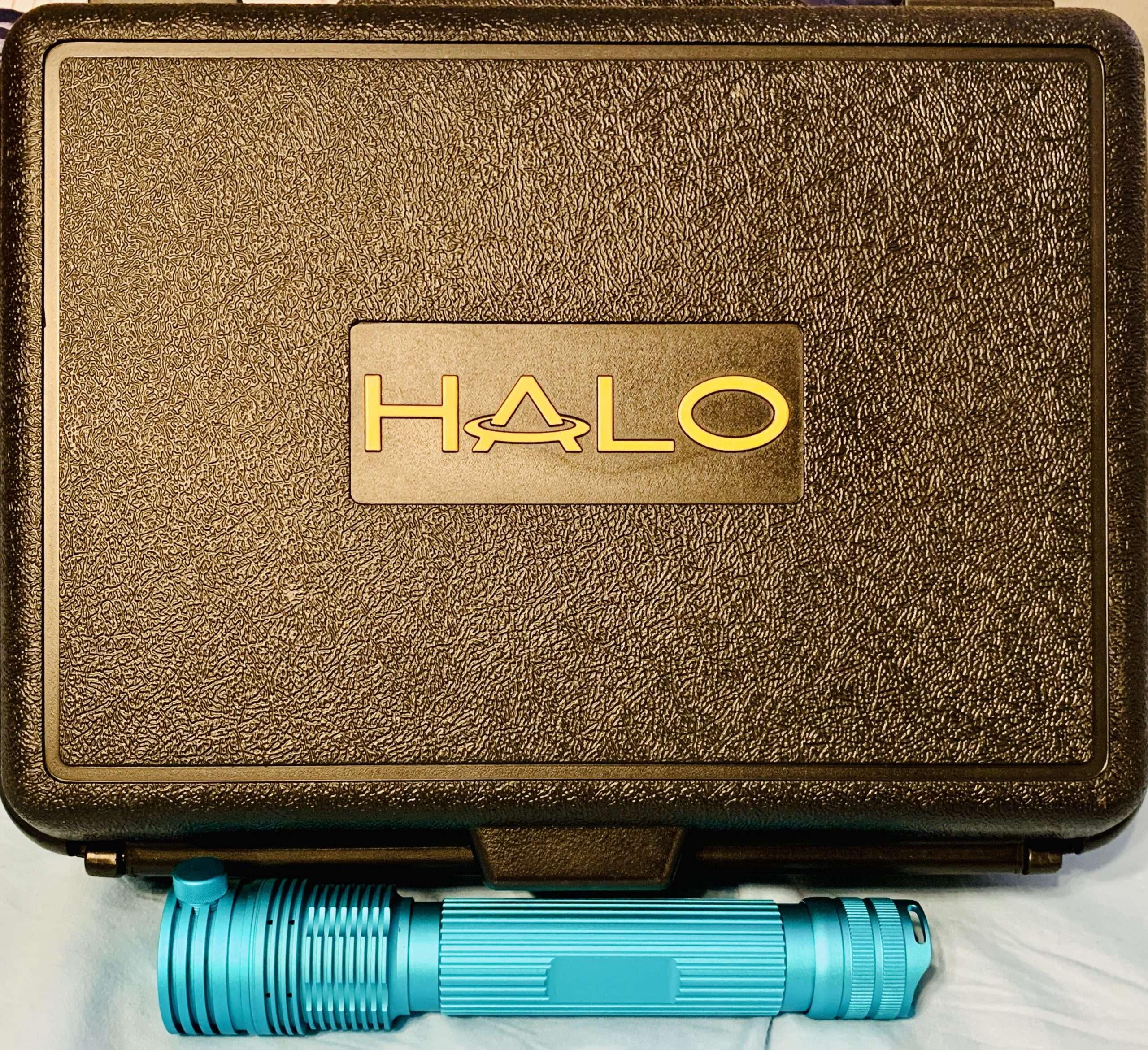 halo treatment